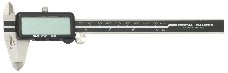 posuvné měřítko UNIOR digitální 0-150mm