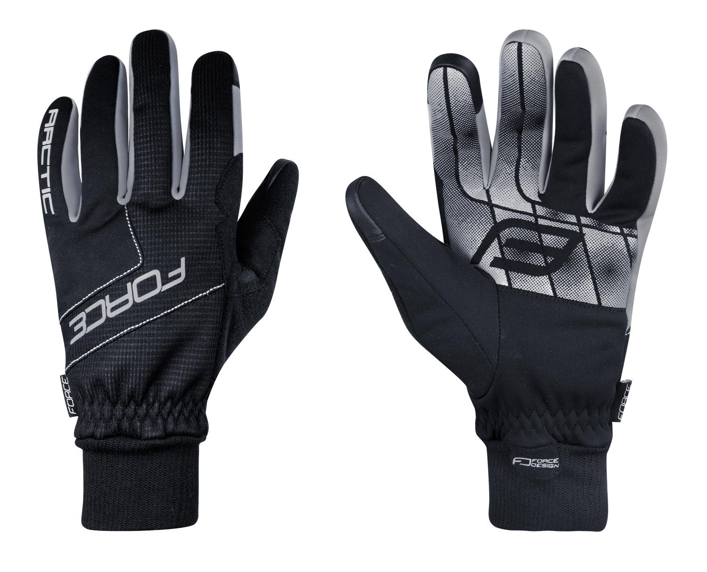 ecb3f75de9d rukavice zimní FORCE ARTIC