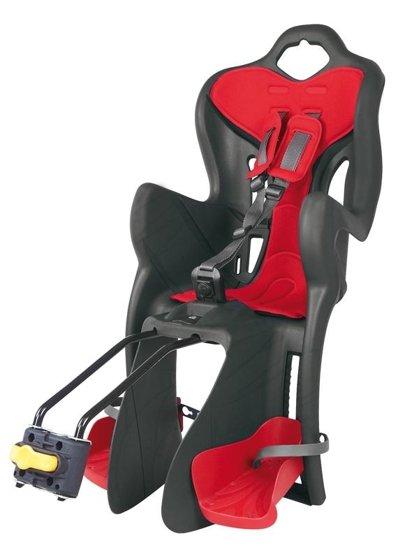 BELLELLI sedačka B-ONE STANDARD zadní šedá/červený