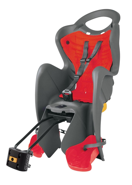 BELLELLI sedačka MR FOX RELAX B-FIX zadní šedá/červený