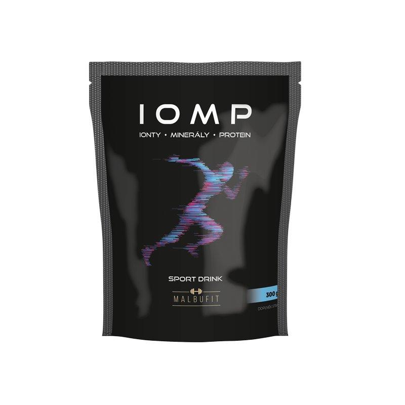 Energický nápoj IOMP Sport drink 300g (doplněk stravy)