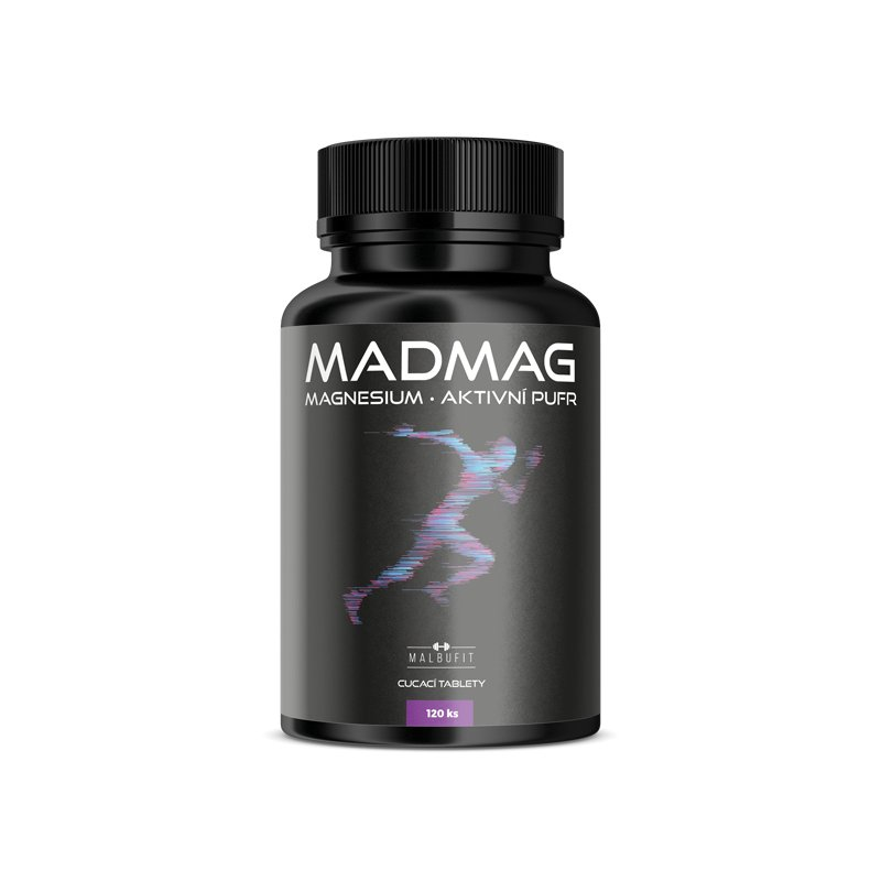 Žvýkací tablety Malbucare MADMAG